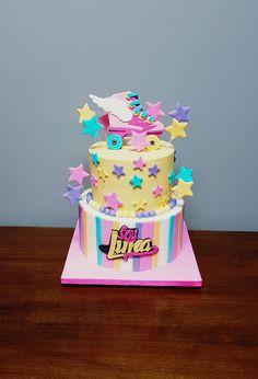 #CAKE Soy Luna