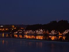 Boathouse Row Philadelphia Pa 8/14