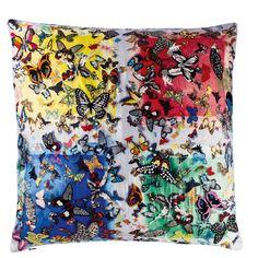 Christian Lacroix Colour Party! Bougainvillier Cushion | DG