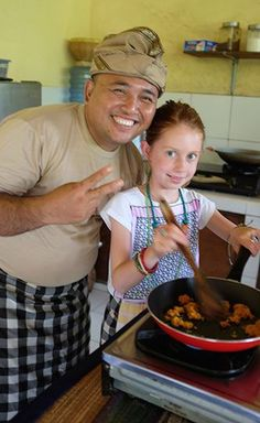 Five Favorite Adventures in Bali with Kids, including the Payuk Bali Cooking Class!