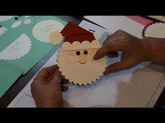 Santa Gift Card Holder – Video | StampingJill.com - Jill Olsen, Stampin' Up! Demonstrator