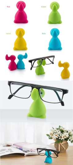 Big Nose Doll Glasses Sunglasses Eyeglass Holder Big Glass Jars, Big Glasses, Shot Glasses, Cool Office Supplies, Mother Birthday Gifts, Fashion Eye Glasses, Big Noses, Eyeglass Holder, Glass Holders