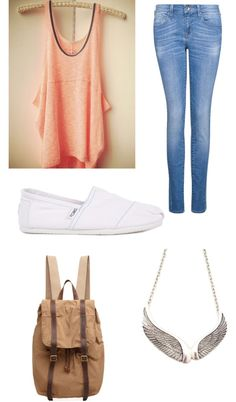 casual, created by e-lizie on Polyvore
