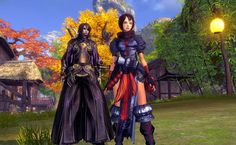 Blade & Soul Closed Beta Begins weekend