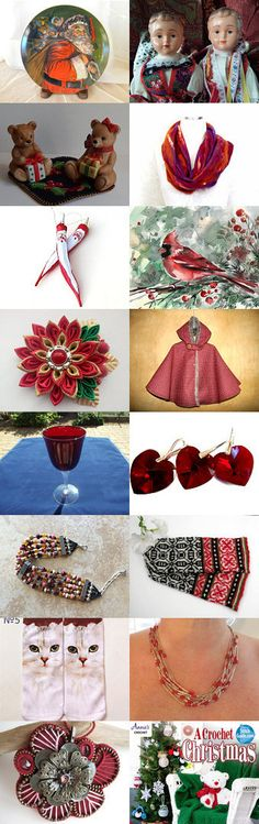 Christmas On My Mind by Dennis and Kay on Etsy--Pinned with TreasuryPin.com
