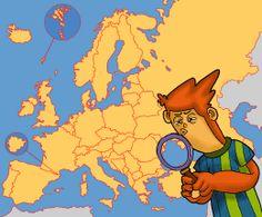 Juegos para Aprender geografía