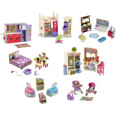 184 Best Toy And Doll Houses Images Toys Dollhouses Activity Toys