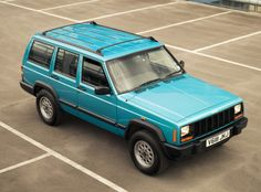 1999 Jeep Cherokee - Have decided that I will definitely need a mint example of one of these at some point in my life!