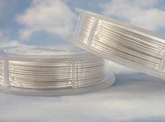 20 gauge silver plate wire