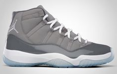 Last December it was all about Space Jams , and December 2010 the focus is still on the Air Jordan 11, but in the Cool Grey colorway. Here's...