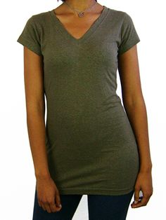 Hemp Ladies Embroidery T-shirt