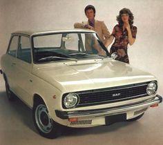 Daf 66 coupe - former Dutch car brand #daf #classiccar #netherlands