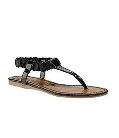 Kenneth Cole Reaction Girls Same Float TStrap Sandals #Dillards