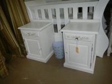 Add some mouldings to plain peddies