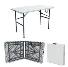 Marvelous I Have One Of Theses Tables Folding In Half | 4ft Folding In Half Table,
