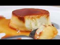Πανεύκολη Κρέμα Καραμελέ (ΧΩΡΙΣ ΑΥΓΑ) - Eggless Crème Caramel - YouTube Panna Cotta, Cheesecake, Sweets, Cooking, Ethnic Recipes, Desserts, Caramel, Food, Youtube