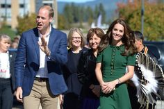 Гардероб Кейт Миддлтон для визита в Канаду оценили в 80 тысяч долларов