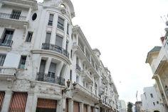Casablanca, Art Deco Buildings, Multi Story Building, Street View, Google Search, Morocco, Art Deco