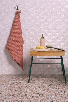 Scallop-shaped tiles are one of the latest trends for interiors and our Gelato design is available in a mouthwatering selection of sorbet and ice-cream shades. Use as a splashback or feature areas and make your space sing. Scallop Tiles, Splashback, Porcelain Tile, Sorbet, Gelato, Cotton Candy, Your Space, Latest Trends, Mosaic