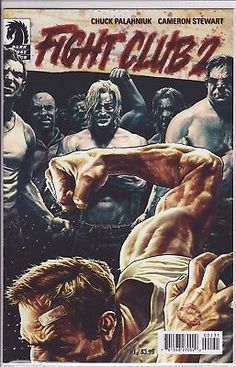 FIGHT CLUB 2 #1 Dark Horse Comics