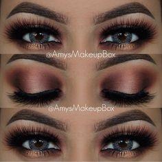 Stunning colors @amysmakeupbox ! Grand Glamor lashes ___ #vegasnaylashes #grandglamor #eylureofficial