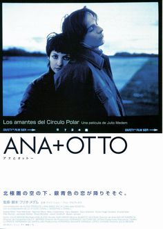 LOS AMANTES DEL CIRCULO POLAR / LES AMANTS DU CERCLE POLAIRE / THE LOVERS FROM THE NORTH POLE アナとオットー