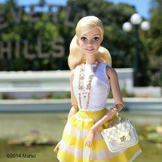 Barbie style Mattel