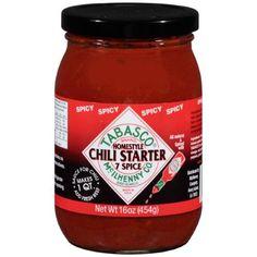 Tabasco brand Tabasco Seven Spice Chili Spicy Chili Starter