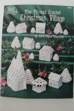 Pattern The Thread Crochet Christmas by hillcountryvintage