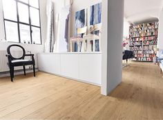 HARO Laminate floor TRITTY 100 Plank 1-Strip 4V Oak Portland Puro* authentic