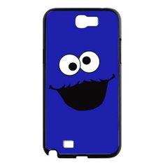 Monster Cookie Samsung Galaxy Note 2 N7100 Case $16.50