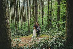 Rattlensake Ridge hike in North Bend, WA | Benj Haisch | Photographer // venue of the styled shoot