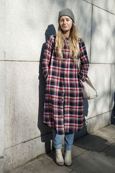London Fashion Week Fall 2013 Attendees Pictures - StyleBistro