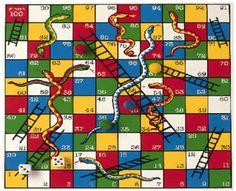 escalera y serpiente tablero - Buscar con Google