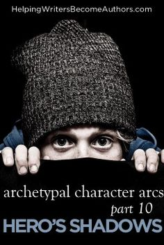 Archetypal Character Arcs, Pt. 10: The Hero's Shadow Archetypes - Helping Writers Become Authors Writing Resources, Writing Tips, Shadow Archetype, Tyler Durden, Story Structure, Writing Characters, Hero's Journey, Character Development, Archetypes