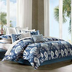 Echo Bansuri Comforter Set, 100% Cotton - BedBathandBeyond.com