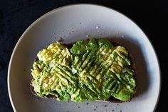 Tostada de aguacate | 15 formas deliciosas de comer tus verduras