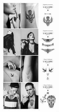 """""""Classic Collection"""" de Laclaire"""