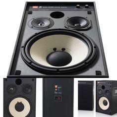 The Audiophile Man — AUDIOPHILE MAN - HIFI NEWS: JBL 4312SE speakers...
