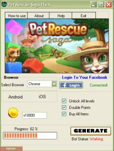 Pet Rescue Saga Hack Tool As The Diversion Is In The Rundown Of Most Downloaded Round Of 2017 2018 So We Have Turned Out To Be Re Animal Rescue Pets Saga
