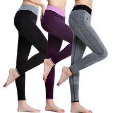 S-XL 4 Cores Mulheres de Fitness Leggings Elásticos Confortáveis Calças Leggings…