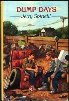 Dump Days by Jerry Spinelli reviewed by Katie Fitzgerald @ storytimesecrets.blogspot.com