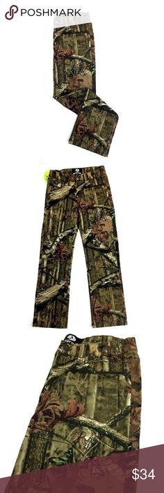 New MOSSY OAK Break-Up Infinity 5 Pocket Jeans Stretch GIRLS 8 10 12 14 16 Hunt