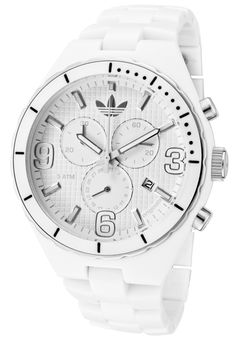 Price:$61.70 #watches Adidas ADH2514, Add the element of genuine style with a sporty twist to your wardrobe with this Adidas watch.
