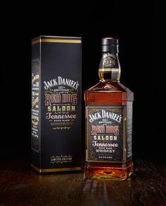Jack Daniel's Red Dog on Behance
