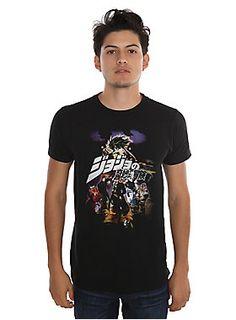 T-shirt from <i>JoJo's Bizarre Adventure: Stardust Crusaders</i>…