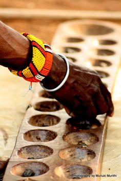 Ajua, Samburu Board Game