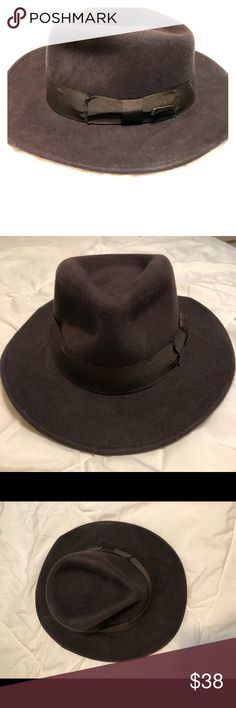 Indiana Jones Fedora Hat Indiana Jones Fedora Hat, brown, bought new for hubby but it doesn't fit him, very classy. It's a man's hat, I just tried it on for show and it is big on my head. 😊🕵🏻♀️🕵🏻♂️ Indiana Jones Accessories Hats