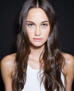 Medium Neutral Brown Hair
