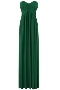 Blossoms Long Grecian Strapless Evening Party Prom Maxi Gown Dress With Detachable Straps - Uk Size 10/12 - Jade - 54ins Blossom's Trendy Clothing, http://www.amazon.co.uk/dp/B00B3U18S4/ref=cm_sw_r_pi_dp_kJ6Lrb0VYPHJC